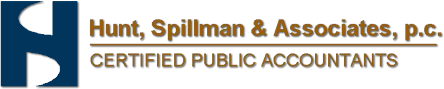 financial statement services from Hunt, Spillman and Associates are meaninful, relevant, and secure.